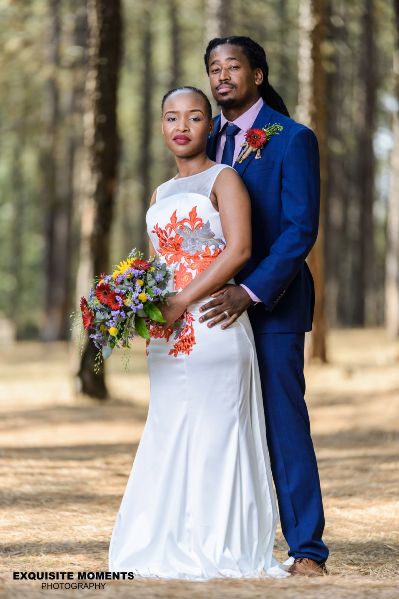 Siphiwe and Lesego's Traditional Wedding